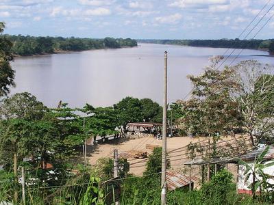 Madre De Dios River - Puerto Maldonado
