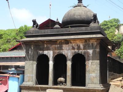 Mahabaleshwar Temple Premise  - Maharashtra - India