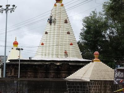 Mahalakshmi Temple, Kolhapur.