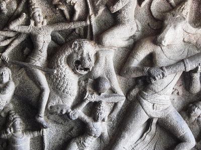Mahishasuramardhini Cave