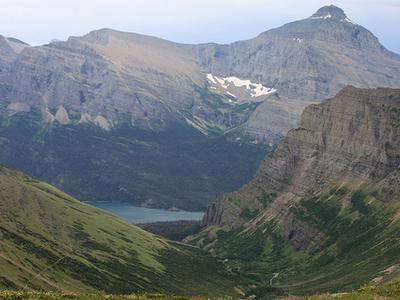 Mahtotopa Mountain - Montana - USA