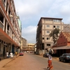 Main Street In Uge