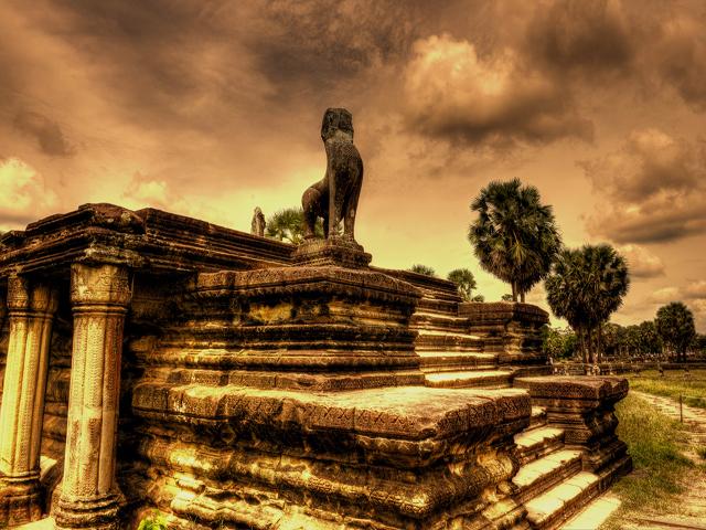 Angkor Majestic Tour Photos