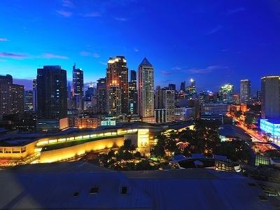 Makati - Evening View