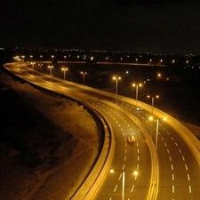 Malir River Bridge