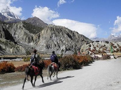 Manang - Ngawal - Annapurna - Nepal
