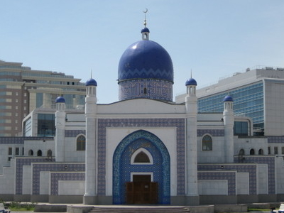 Manjali Mosque Atyrau