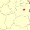Map Mn Khentii Aimag