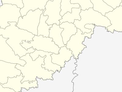 Map Of Maharashtrashowing Location Of Bhiwandi