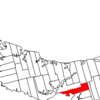 Map Of Prince Edward Island Highlighting Lot 49