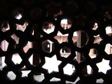 Marble Lattice Agra Fort