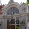 Colonnade Entrance