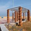 Marina Beach Decorative Installations