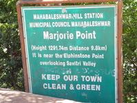 Marjorie Point