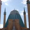 Mashkhur Jusup Central Mosque In Pavlodar