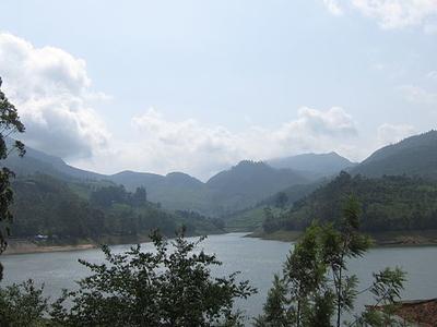 View Of Mattupetty Dam