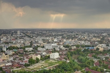 Medan City - Sumatra - Indonesia