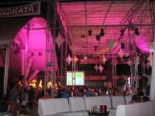 Mega Discoteca Tineretului In Costinesti - Constanta
