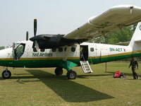 Meghauli Aeroporto