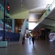 Melbourne Museum Hall