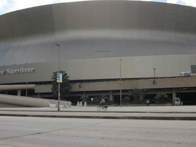 Sides Of The Stadium