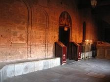 Meteora Monasteries - Inside View