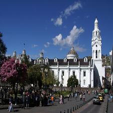 Metropolitan Cathedral Of Quito