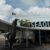 Miami Seaquarium Entrance