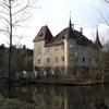 Moated Weyer Castle, Upper Austria, Austria