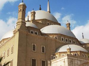 Mezquita de Muhammad Ali