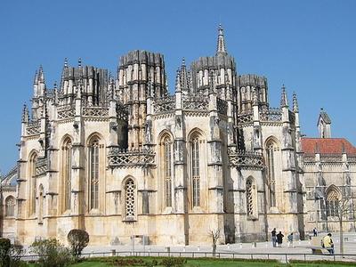 Monastery Of Santa María Da Vitória