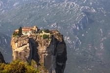 Monastery Of The Holy Trinity - Meteora