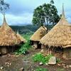 Monk's Huts - Gondar - Ethiopia