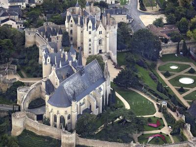Chateau De Montreuil-Bellay