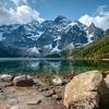 Morskie Oko Lake & High Tatras