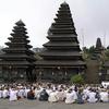 A Prayer Ceremony At Besakih Temple