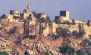 Moti Dungri Ganesh Templo