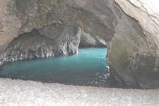 Mỳrtos Beach Kefalloniá Under Cave