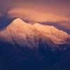 MT Rocky Mountain Alpenglow