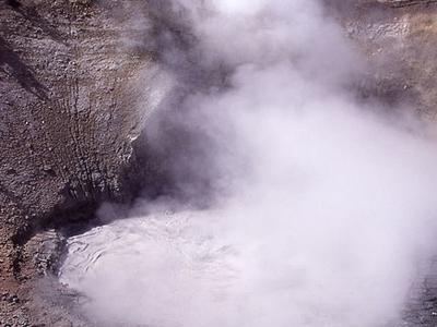 Mud Volcano - Yellowstone - USA
