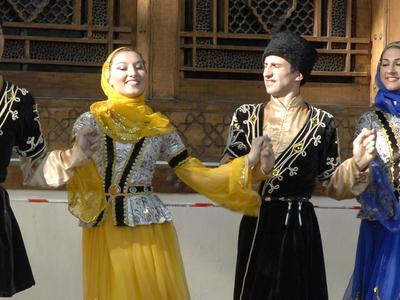 Mugham Festival In Azerbaijani