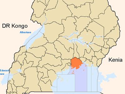 Mukono  District  Uganda