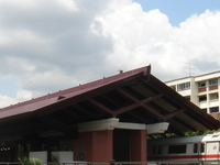 Marsiling MRT Station
