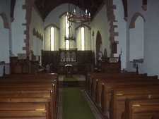 Martindale New Church Interior