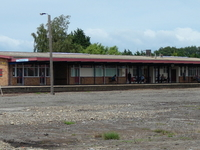 Masterton la estación de tren