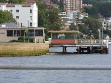 Mc Mahons Point Wharf 1