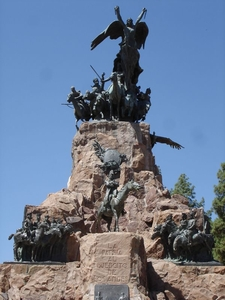 Monument To The Army Of The Andes