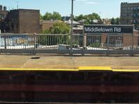 Middletown Road IRT Pelham Line Station