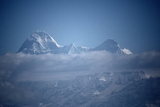 Nanda Devi Peaks - Kumaon UT