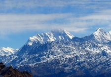Nanda Devi UT Summit View